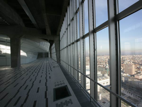 ...opens its 31st floor belvedere to the public