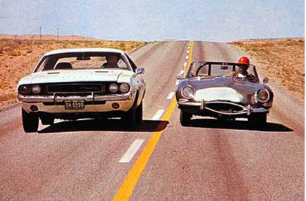 vanishing point cars