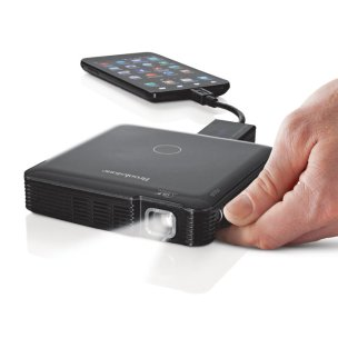 brookstone projector