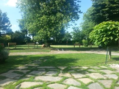 giardino da casa