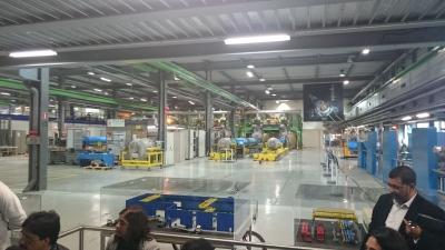 The CERN Workshop, at ALICE station