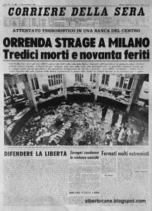 1969 piazza Fontana